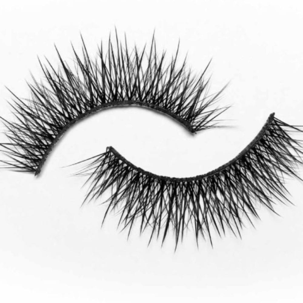 Candy Cane Lashes