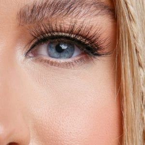 Girl Code Lashes close-up